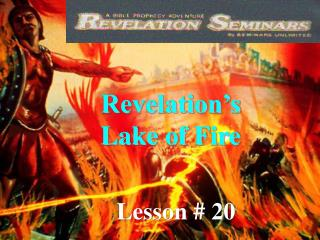 Revelation's  Lake of Fire