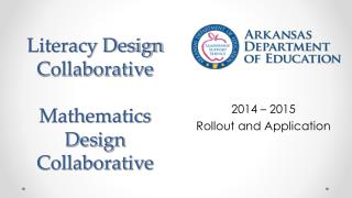 Literacy Design Collaborative Mathematics Design Collaborative
