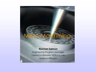 Meso Machining