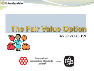 The Fair Value Option