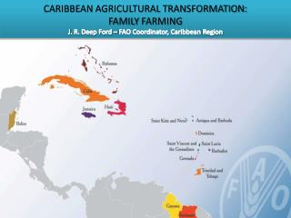 FAO IN THE CARIBBEAN