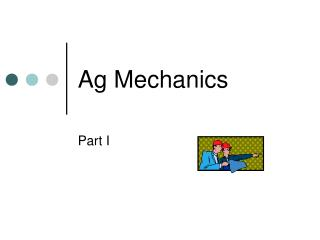 Ag Mechanics