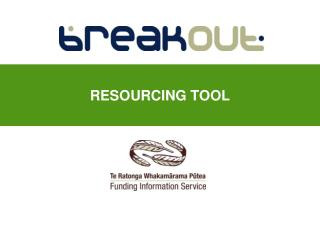RESOURCING TOOL
