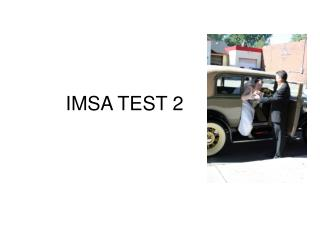 IMSA TEST 2