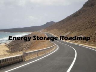Energy Storage Roadmap