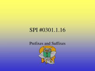 SPI #0301.1.16