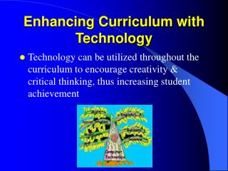 Enhancing Curriculum with Technology