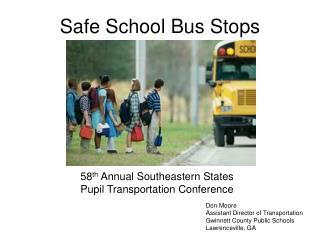 Safe School Bus Stops