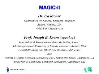 MAGIC-II