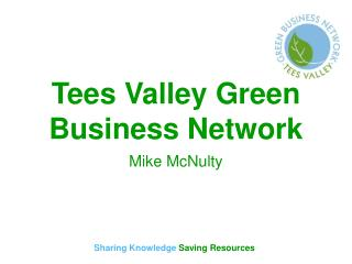 Tees Valley Green Business Network