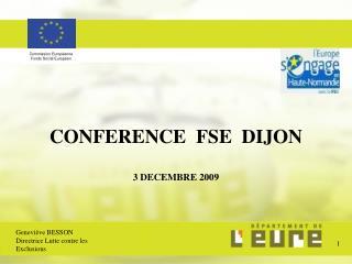 Genevi ve BESSON Directrice Lutte contre les Exclusions