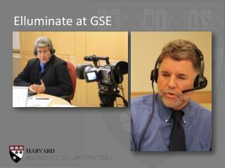 Elluminate at GSE