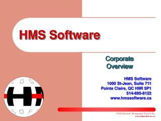HMS Software