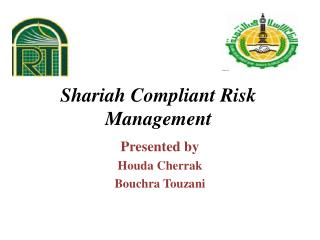 Shariah Compliant Risk Management
