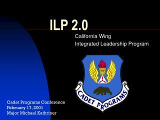 ILP 2.0