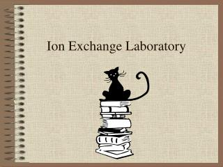 Ion Exchange Laboratory