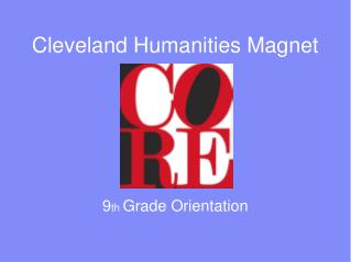 Cleveland Humanities Magnet