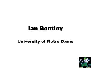 Ian Bentley
