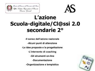 L azione  Scuola-digitale
