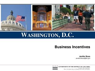 Business Incentives