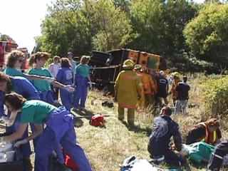 Manitowoc County Mass Casualty  Disaster Plan
