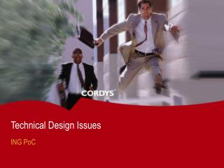 Technical Design Issues