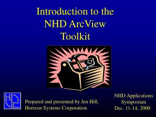 Introduction to the NHD ArcView Toolkit