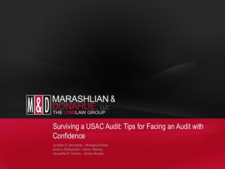 Surviving a USAC Audit: Tips for Facing an Audit with Confidence