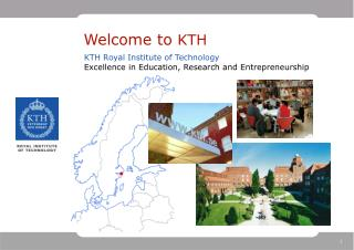 Welcome to  KTH