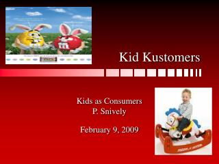 Kid Kustomers