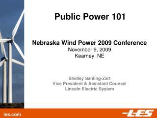 Public Power 101