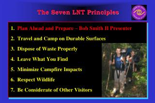 The Seven LNT Principles