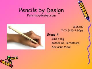 Pencils by Design Pencilsbydesign