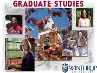 WINTHROP UNIVERSITY MBA