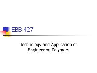 EBB 427