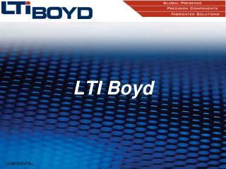 LTI Boyd
