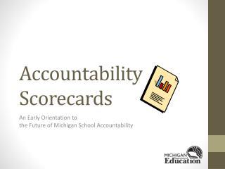 Accountability Scorecards