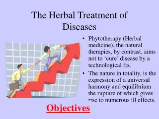 The Herbal Treatment of Diseases
