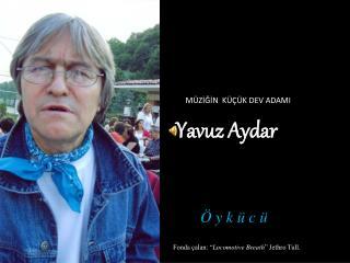 Yavuz Aydar