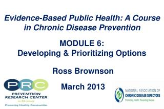 Ross Brownson March 2013