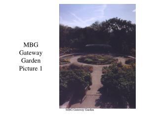 MBG Gateway Garden Picture 1