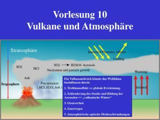 Vorlesung 10 Vulkane und Atmosph re