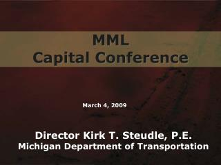 MML Capital Conference