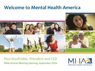 Welcome to Mental Health America