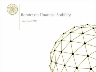 Report on Financial Stability
