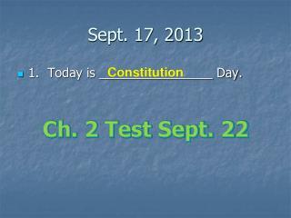 Sept. 17, 2013
