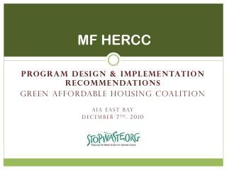 MF HERCC