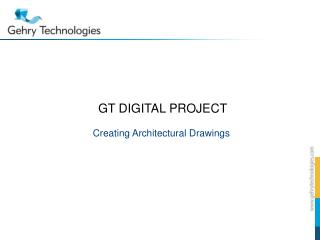 GT DIGITAL PROJECT