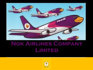 Nok  Airlines Company Limited