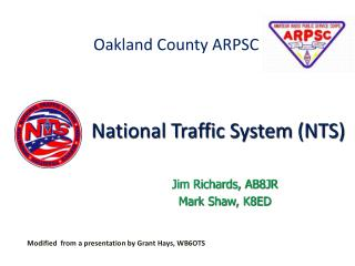 Oakland County ARPSC